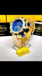 Relógios Invicta Premium Importado Funcional (Joker,Venom,Thunderbolt)