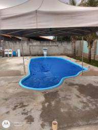 Título do anúncio: piscina de fibra.