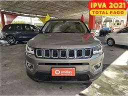 Jeep Compass Limited  2.0 flex 2018 - 12.000 km