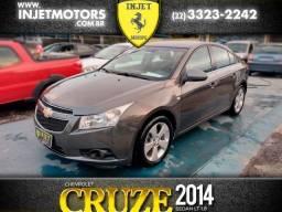 Título do anúncio: Chevrolet cruze sedan 2014 1.8 lt 16v flex 4p automÁtico