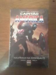 Título do anúncio: Capitão América - Náufrago na Dimensão Z