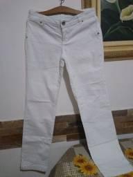 Calça branca perfeita 44