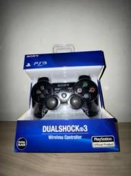 Controle original Sony PS3