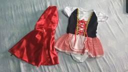Título do anúncio: Chapéuzinho vermelho