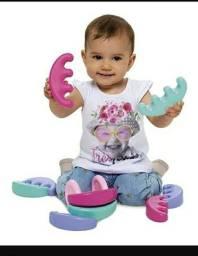 Bola Baby brinquedo didático