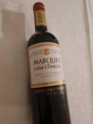 Vinho Marques de Casa Concha - Cabernet Sauvignon 2016