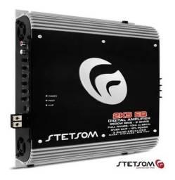 Módulo Amplificador Stetson 2k5 EQ Novo Lacrado Nota fiscal e garantia