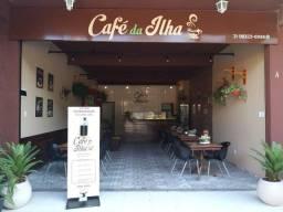 Cafeteria bistrô -Passo o ponto-ilha de guaratiba.