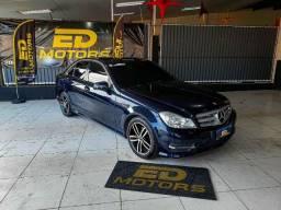 Título do anúncio: Mercedes C-180 GCI Sport Turbo 1.6 AUT