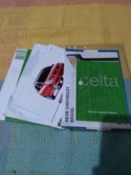 Título do anúncio: Manual Celta 2007