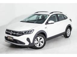 Título do anúncio: VW Nivus Confortline 200TSI com Pacote Play & Tech 2022 OKM Guerra Veículos.