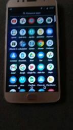 Motorola Moto G 5 PLUS 32 gigas telão bem conservado