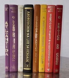 Livros da Ordem do Graal na Terra - R$ 30,00 cada um.