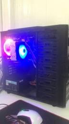 Pc gamer com i7 3770, 12gb ram, RX 550