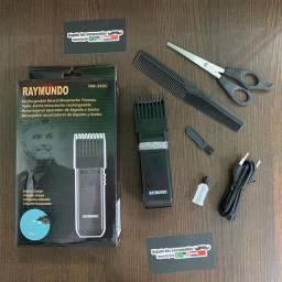 Máquina de barbear e aparar pelos