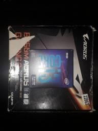 I3 9100f + B360m Aorus Gaming 3