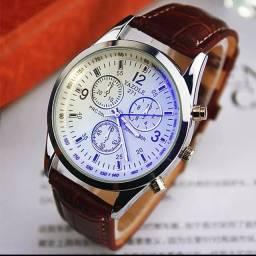 (PROMOÇÃO!!!!!)Relógio Yazole masculino slim