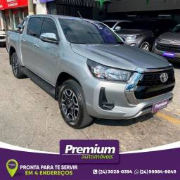 Toyota Hilux SRV 2021 GNV Automatica 12km