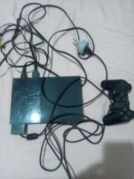 Play station 2 com defeito