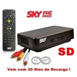 Título do anúncio: sky pre pago