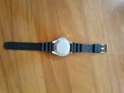 Stuhrling Relógio Masc Original Pro Diver Watch Quartzo Prova D'água 100m Preto