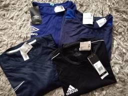 Camisas diversas