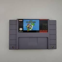 Jogos Super Nintendo.