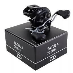 Título do anúncio: Carretilha Daiwa Tatula 200 HSL - 7.3:1 (Lanc 2020)