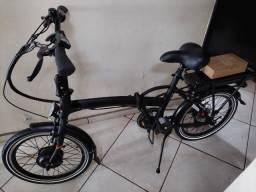 Bicicleta elétrica Atrio