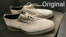 Sapato oxfor Burberry