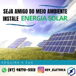 Título do anúncio: PEÇA JÁ SUA ENERGIA SOLAR