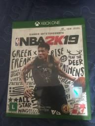 NBA 2019 Xbox One