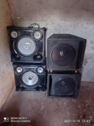 Equipamentos de som