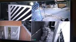 Câmeras vigilância.motores.cerca