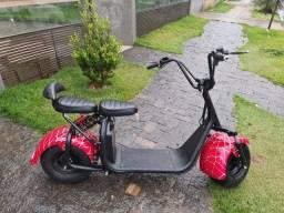 Scooter Elétrica 2021 0 Km 2000w