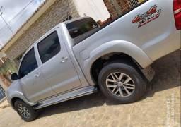 Título do anúncio: Hilux SRV Automática 4x4 2012