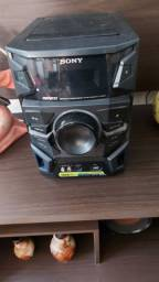 Som Sony Genezi MHC-EX66 140w