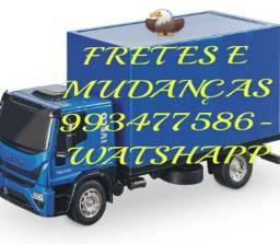 Mudanças Fretes 99347.7586- Watshapp