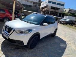 Nissan Kicks S SUPER NOVO BRANCO PEROLIZADO