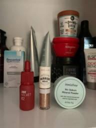 Kit maquiagem coreana