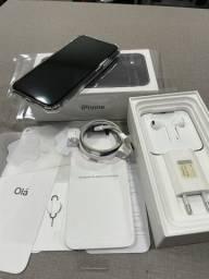 Iphone 11 128gb preto acompanha TUDO!