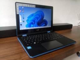 Título do anúncio: Notebook Acer R3-131T Tela 11.6 Polegadas usado