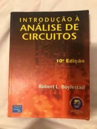 Livro Introdução a análise de circuitos 10 edição