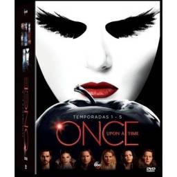 Título do anúncio: Box - Once Upon a Time (1 º a 6º temporada) 30 Discos