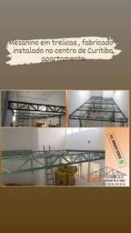 Título do anúncio: Mezanino para apartamento,  Mezanino para residências. Mezanino Metálico