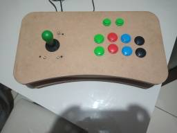 Controle arcade