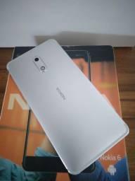 Nokia 6 64GB 4Ram novo