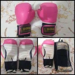Título do anúncio: Luvas de Boxe e Muay Thai