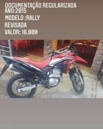 Moto XRE 300 rally