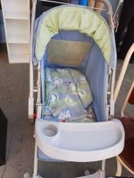Carrinho bebê  Galzerano 3 posições